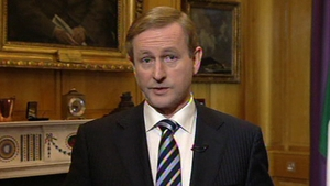 Enda Kenny said he expected a deal would be reached on the next promissory note payment