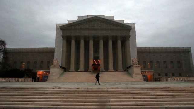 The US Supreme Court could issue a ruling on gay marriage in June