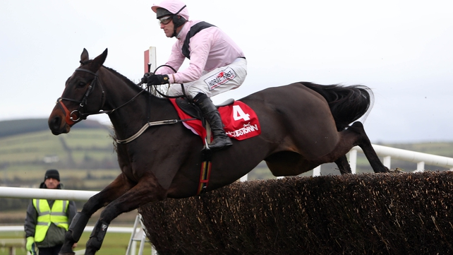 Oscars Well finished behind Cheltenham Festival Benefficient on his most recent start