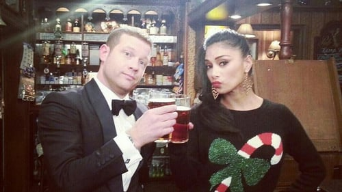 Dermot and Nicole drop into the Rovers