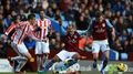 Villa and Stoke play out scoreless draw