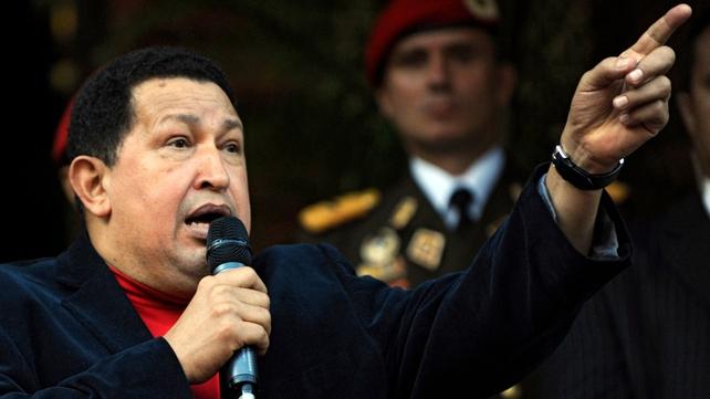 Hugo Chavez took power 14 years ago