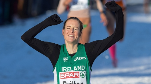 European Cross Country champion Fionnuala Britton will feature on the Ireland team in Gothenburg