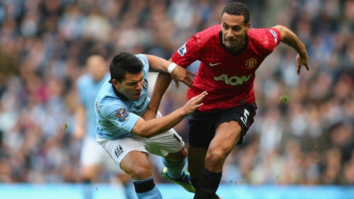 Rio Ferdinand is set to enter his 12th season with the Red Devils