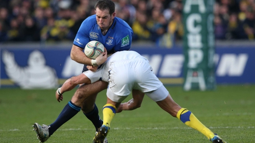Andrew Goodman was solid on his Heineken Cup debut