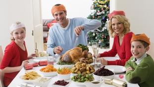 Christmas food essentials