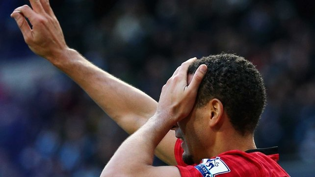 Rio Ferdinand: 'Whoever threw that coin, what a shot!'