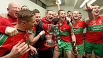 Ballymun edge past Portlaoise for Leinster title