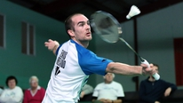 Scott Evans, Ireland's No 1 badminton star, discuses his start to 2013