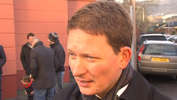 Michael Finucane says the family expects the Government to continue supporting its campaign for a public inquiry