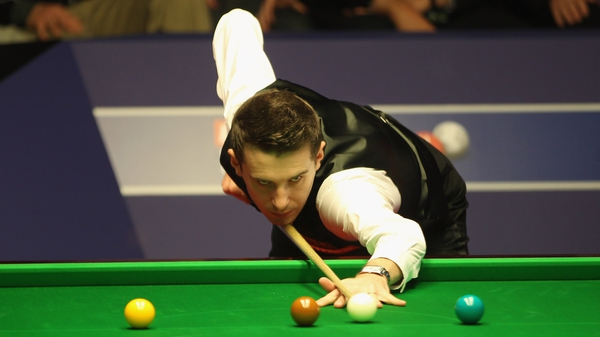 Selby's victory was a third success in a ranking event