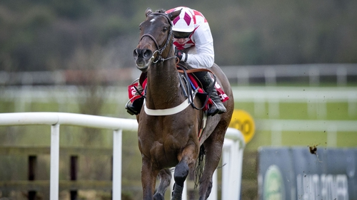 Andrew Lynch and Flemenstar were convincing in landing the John Durkan spoils