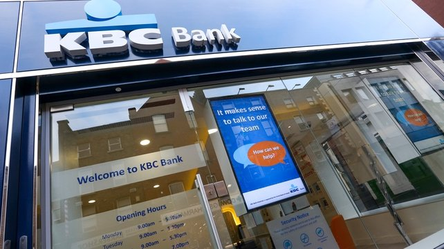 KBC Bank Ireland says losses disappointing but not unexpected