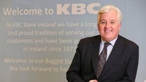 KBC Bank Ireland's boss John Reynolds stepping down