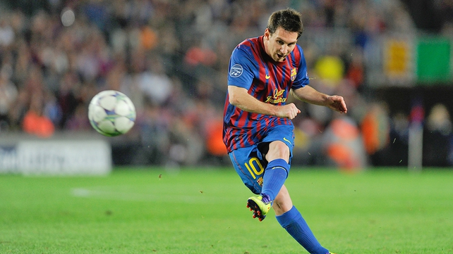 Lionel Messi will put pen to paper on a new Barcelona deal next week