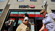 HSBC had reportedly looked at bases in Hong Kong, Singapore, the US and Frankfurt
