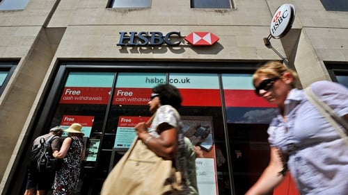 HSBC continued to experience 'muted customer activity' in April