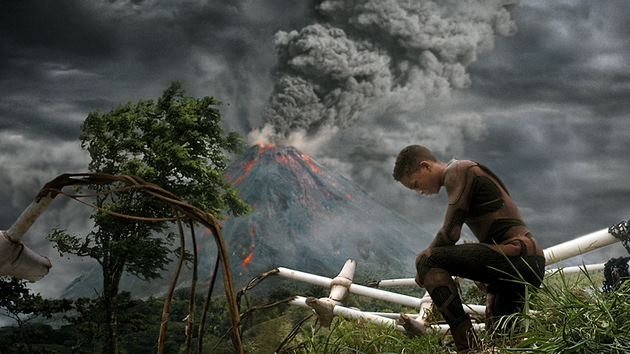 After Earth opens on Friday June 7