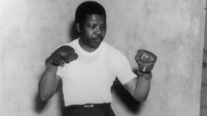 Nelson Mandela circa 1950