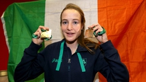 Fionuala Britton's coach Chris Jones discusses the European champion's sucess at Edinburgh and her aims for the year ahead
