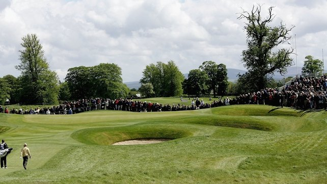 A view of the Montgomerie Course that will get to host the Irish Open again 10 years after it was opened