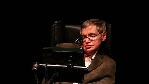 British theoretical physicist Stephen Hawking has been almost completely paralysed by the condition