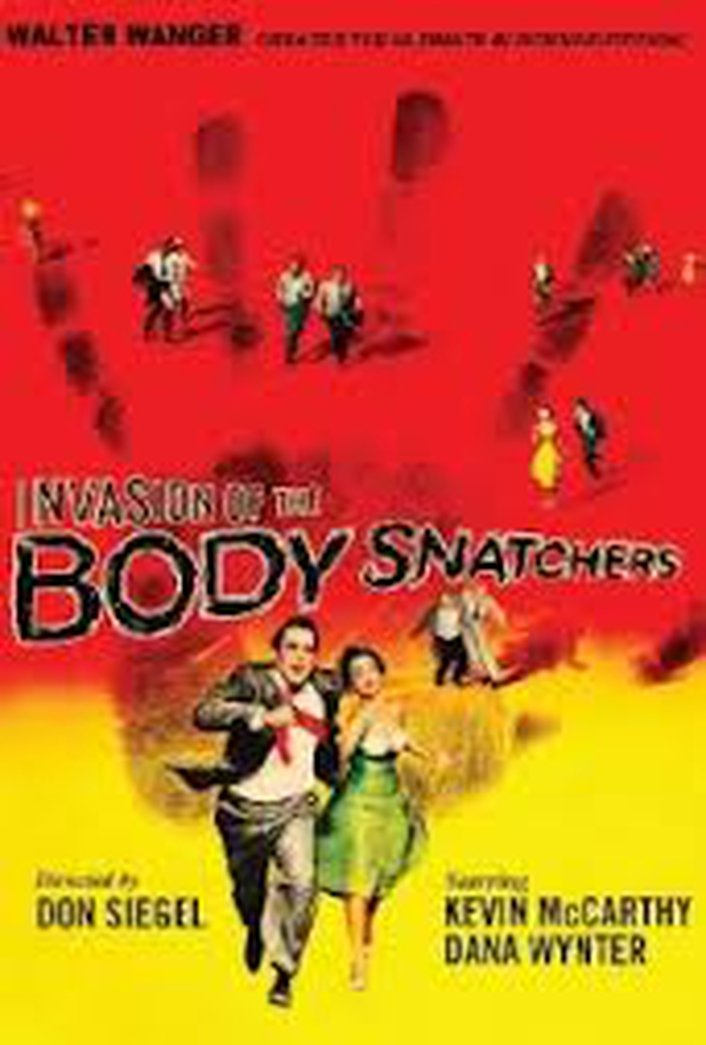 Classic Movie - Invasion of the Body Snatchers