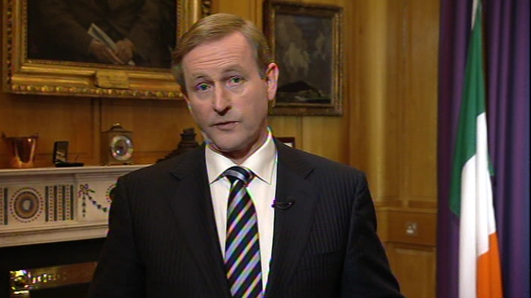2 years in, how is Taoiseach Enda Kenny viewed internationally?