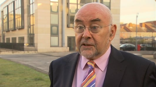 Bullying - Education Minister Ruairi Quinn