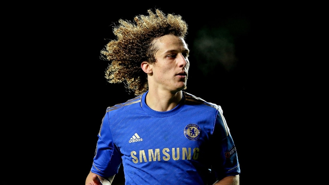 David Luiz had attracted attention from Barcelona and Bayern Munich