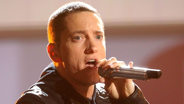 Eminem to headline Slane in August