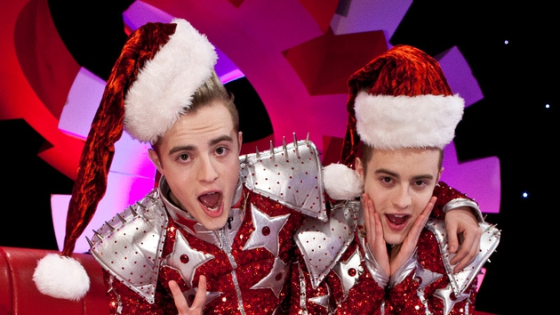 Jedward are set to make even more dreams come true this Christmas