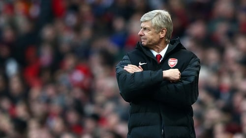 Arsene Wenger goes to Germany in hope more than expectation