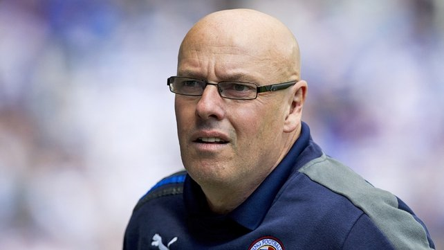 Brian McDermott has signed a three-year deal with the Elland Road club