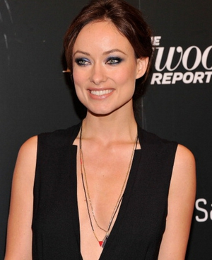 Olivia Wilde turned heads in a plunging waistcoat