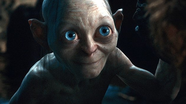 Surely an Oscar nod this time for Andy Serkis