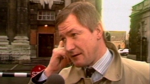 Belfast solicitor Pat Finucane who was murdered in 1989