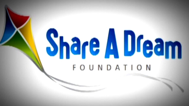 The families were all travelling with the Share a Dream Foundation