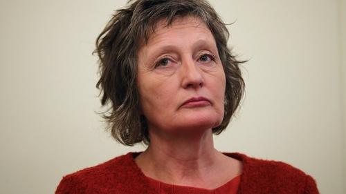 Geraldine Finucane described the report as a 'sham' and a 'whitewash'