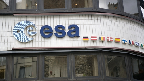 The satellite should be delivered to the European Space Agency in mid 2020