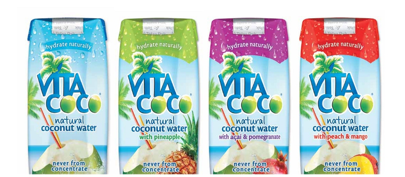 Hydration Help from Vita Coco