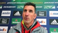 Munster coach Rob Penney has a number of injury worries ahead of the return trip to Saracens