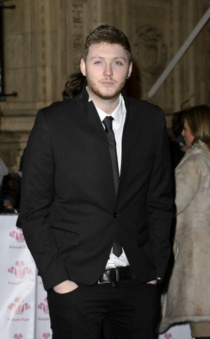 James Arthur apologised for his controversial behaviour