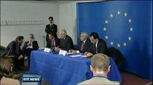 Taoiseach in Brussels for crucial EU financial summit