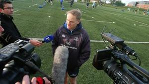 Joe Schmidt said Leinster, 'abided by all protocols'