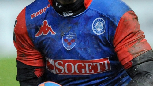 Grenoble admitted a misconduct charge
