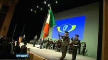 New Irish citizens celebrate after Dublin event