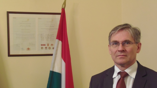 Dr Tamás Magyarics says relations between the EU and Hungary are tense