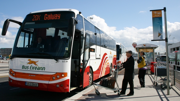 Bus Eireann to change staff's working arrangements