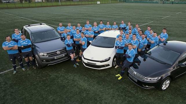 VW & Leinster